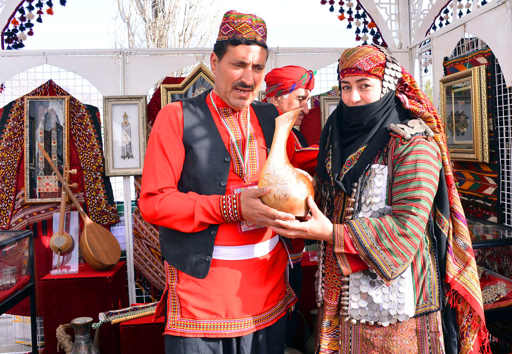 Turkmen-Iranian Cultural Event Marked the Arrival of Nowruz
