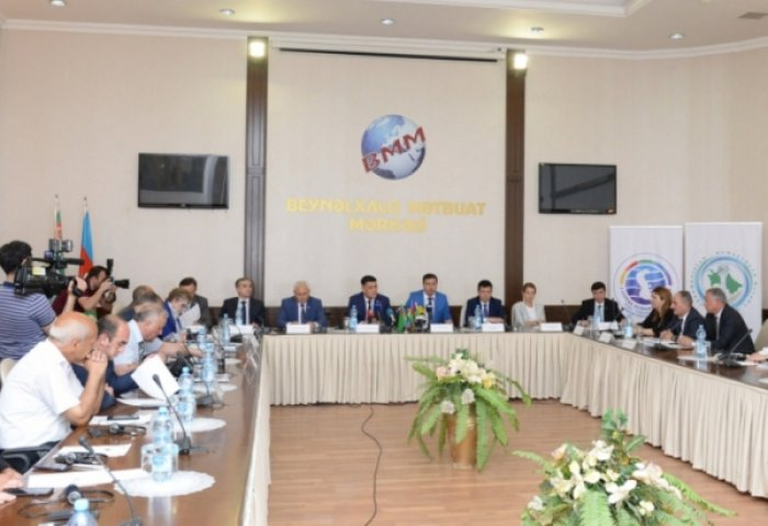 Baku Hosted a Discussion on the First Caspian Economic Forum
