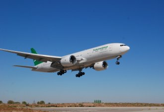 Turkmenistan Develops International Cooperation in Civil Aviation Sphere