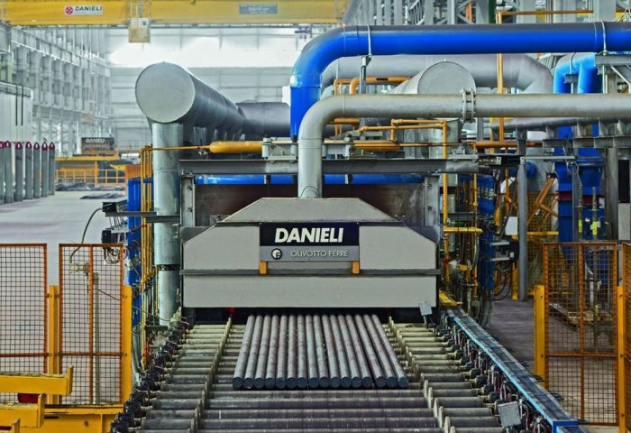 Danieli Offers Services on Steel Smelting Production Design to UIET