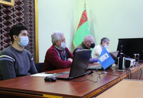 Ashgabat Hosts Seminar on Seismic Assessment of Buildings