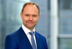 EBRD Names New Managing Director for Central Asia