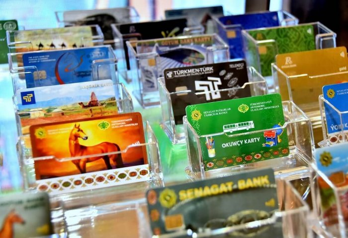 Turkmenistan's State Bank Introduces Owerdraft Card