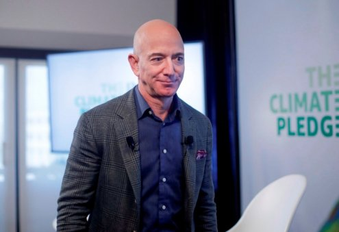 Amazon CEO Commits $10 Billion to Fight Climate Change