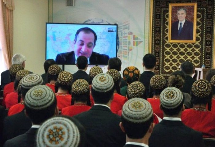 Prospects of Turkmen-Georgian Transport Cooperation Discussed at Video Conference