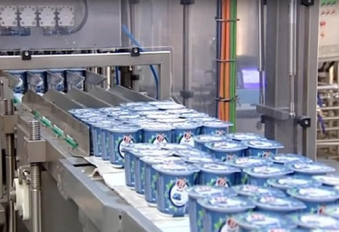 Rowaçly Çeşme Launches Yogurt Production in Turkmenistan's Mary Velayat