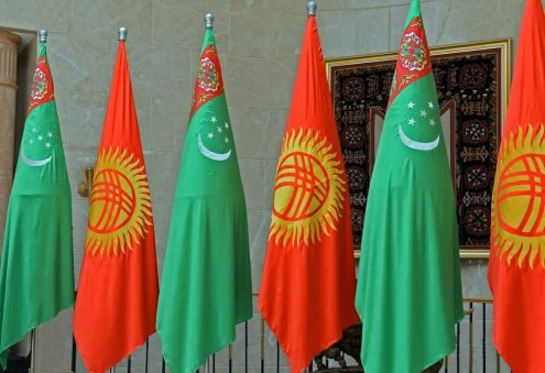 Ashgabat, Bishkek Discuss Promising Projects in Oil and Gas Sector