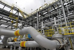 Singapore Company to Build Gas Compressor Station in Turkmenistan