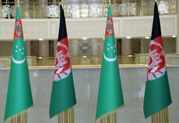 Turkmen President Holds Telephone Conversation With Afghan Counterpart
