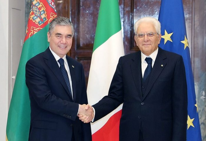 Turkmenistan, Italy to Expand Business Ties