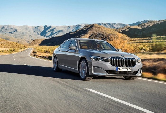 Most Powerful Next-Generation BMW 7 Series to Be Electric