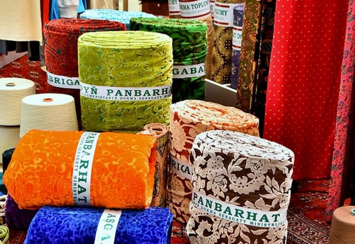 Demand Grows For Turkmen Plain-Dyed and Jacquard Terry Products