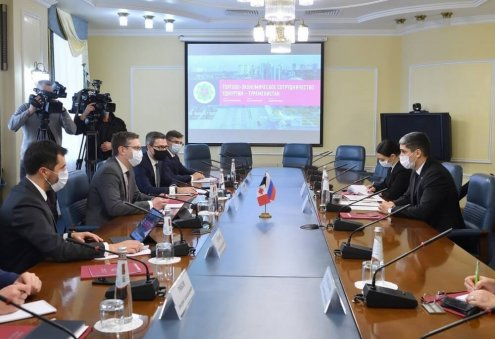 Trade Turnover Between Udmurtia and Turkmenistan Increases