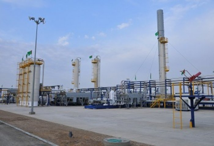 237 Million Cubic Meters of Gas Extracted From Naip Deposit