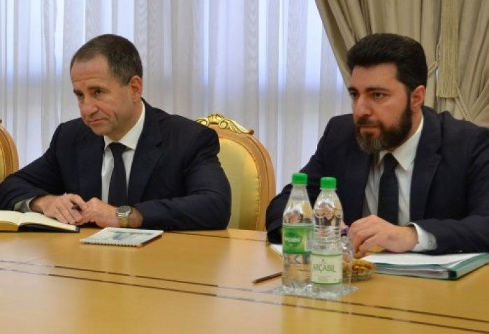 Turkmen MFA Hosted Delegations from Russia, Ireland and Poland
