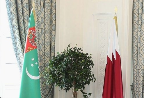 Turkmenistan, Qatar to Expand Bilateral Economic Ties