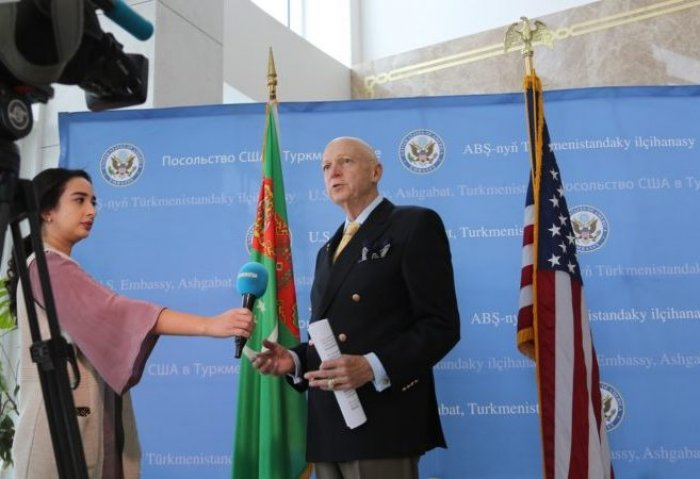 U.S Thanks Government of Turkmenistan for Helping Repatriate Its Citizens