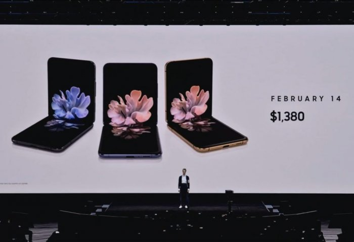 Samsung Unpacks New S20 Series and Foldable Galaxy Z Flip