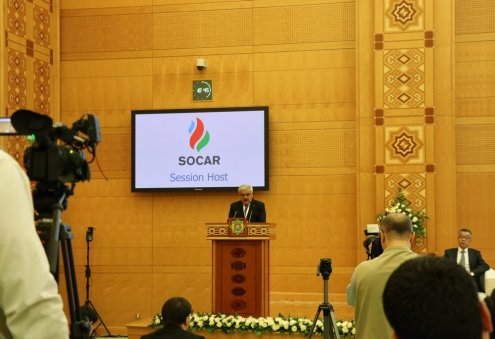 Turkmen President, SOCAR's Head Discuss Development of Dostluk Hydrocarbon Field