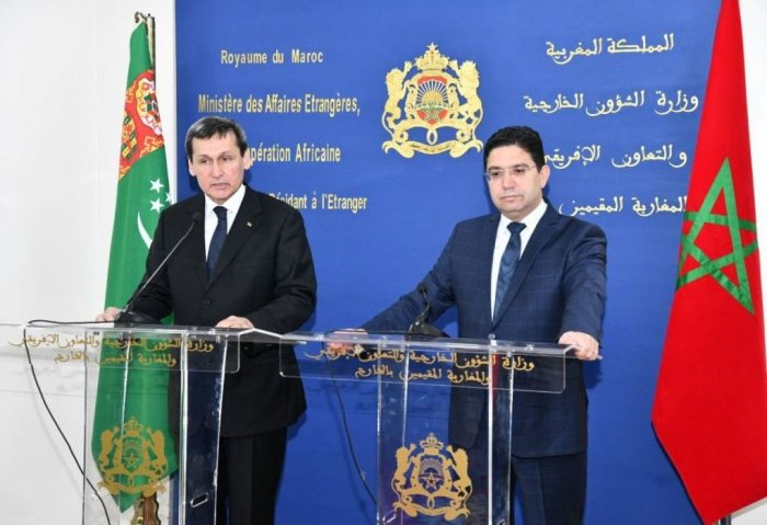 Turkmenistan, Morocco Keen to Boost Bilateral Relations