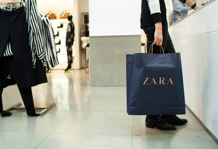 Zara Aims to Use 100% Sustainable Fabrics in All Collections by 2025