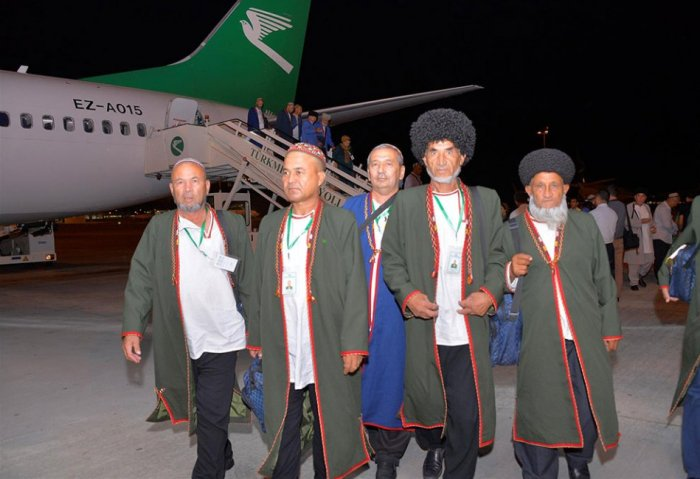 Turkmen Authorities to Dispatch Special Flight for Pilgrims to Mecca