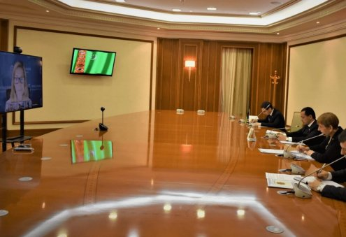 Turkmenistan, World Bank Discuss Private Sector Development