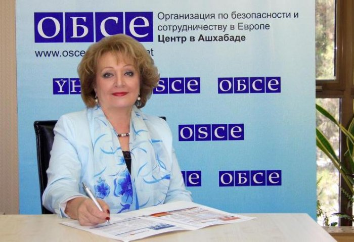 OSCE in Ashgabat Holds Online Session on Digitalization