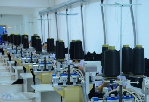 Turkmen Business Aims to Export Its Hosiery Products