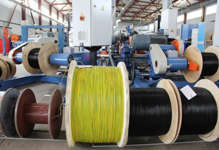 Turkmen Company Manufactures Import-Substituting Electrical Cables