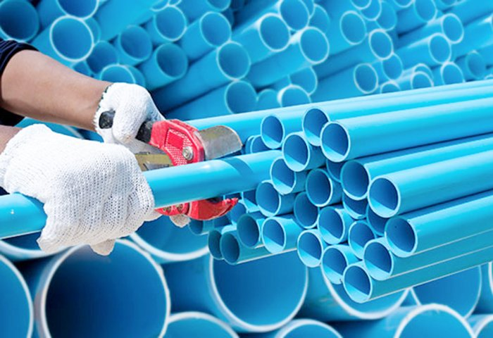 Dashoguz Polymer Plant Manufactured 282 Tons of Pipes