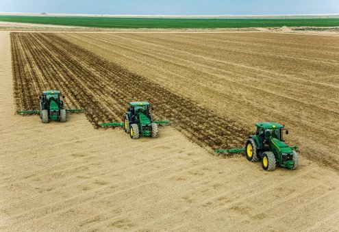 Turkmen Private Agriculture Producers to Receive Land Plots