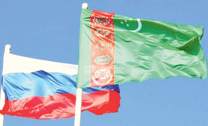 Turkmen and Russian Presidents Confirm Interest in Boosting Co-op