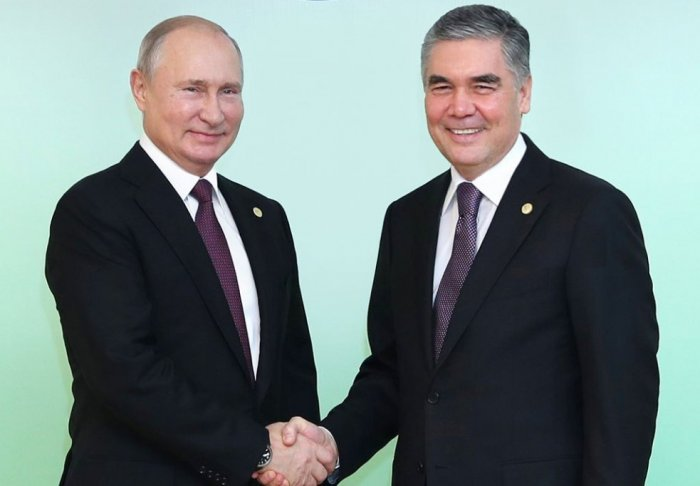 Turkmenistan and Russia Adopted Joint Statement on Information Security Cooperation