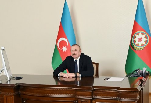 President of Azerbaijan Approves MoU on Dostluk Field