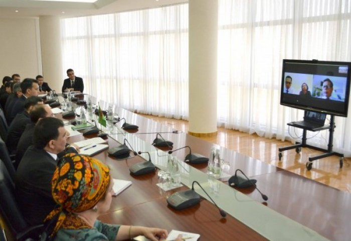 Turkmenistan, UNCTAD Carry Out Joint Projects on Digitalization