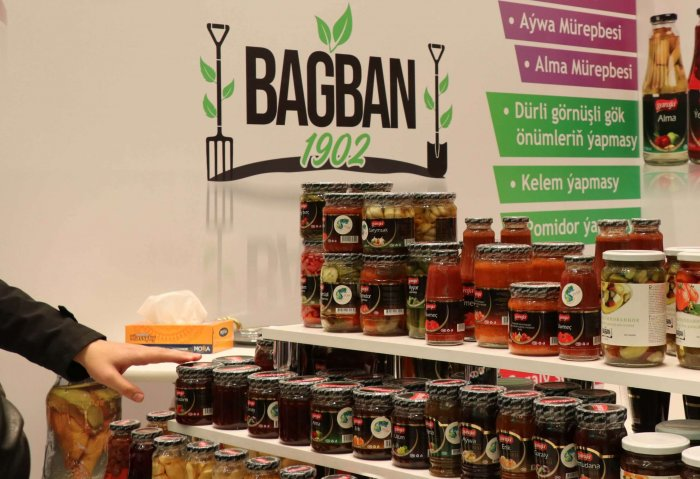 Turkmen Company to Produce New Products Under Its Bagban Trademark