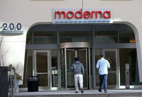 Moderna Reportedly Pitches Its Coronavirus Vaccine at $50-$60 Per Course