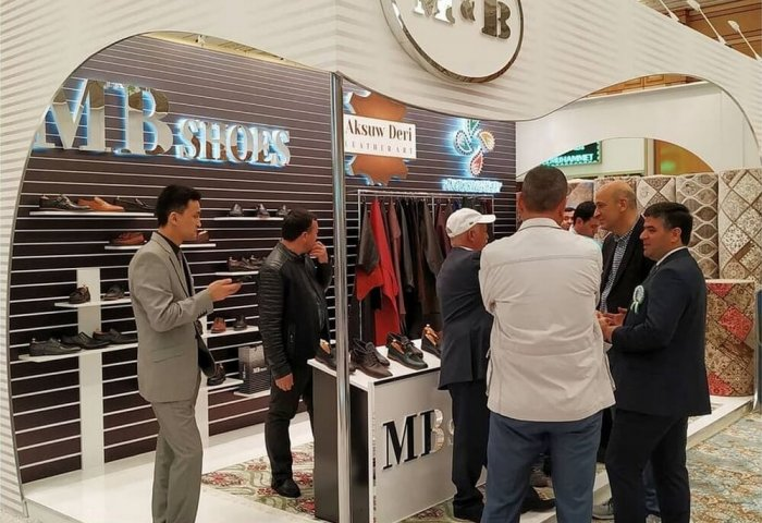 Turkmen Leather Manufacturer Exports Its Products to Europe
