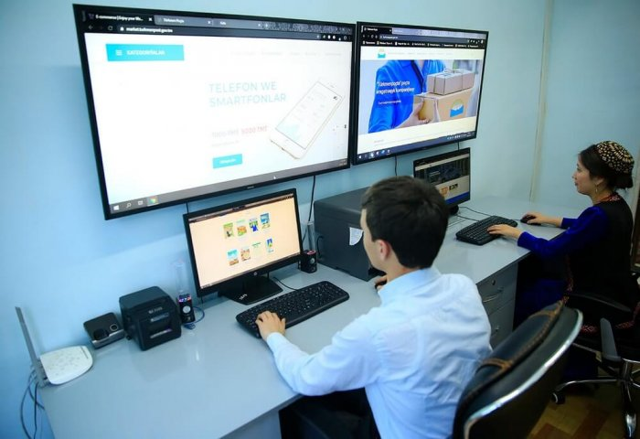 Works to Reduce Cost of Internet Services Underway in Turkmenistan