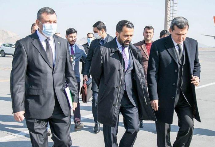 Turkmenistan, Afghanistan Expand Bilateral Ties