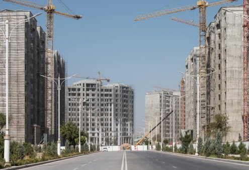 Shared-Equity Construction in Turkmenistan