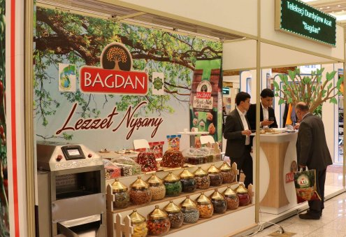 Turkmen Food Company Launches Lokum Production