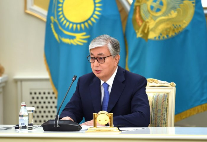 President of Turkmenistan Congratulated Tokayev on Election Victory