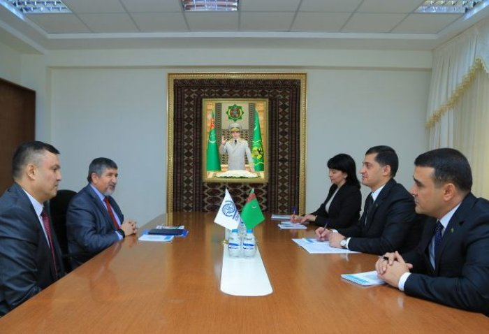 Turkmenistan Strengthens Cooperation With International Organization for Migration