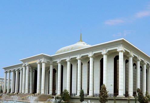 Turkmenistan Sets Up Its Bicameral Parliament