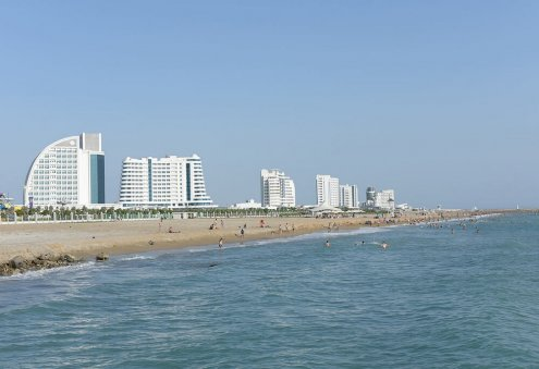 Turkmenistan to Ease Restrictions on Recreation in Avaza Tourist Zone