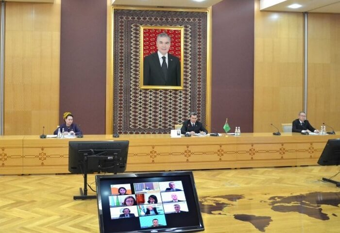 Turkmenistan Prepares New Action Plan in Human Rights Sphere