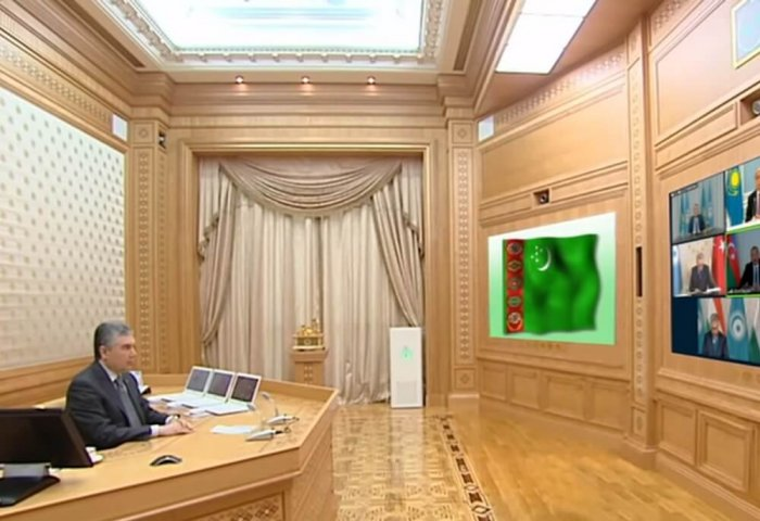 Turkmen President Outlines Country's Priorities at Turkic Council Summit