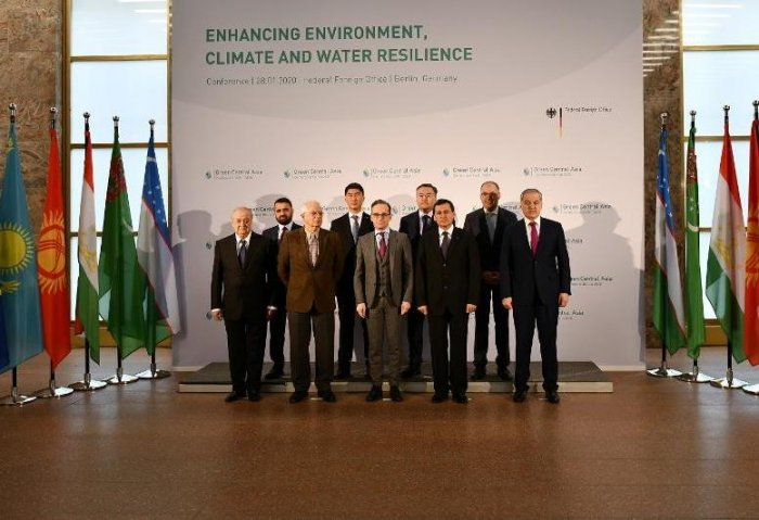 High-Level Ministerial Conference in Berlin Launches Green Central Asia Initiative